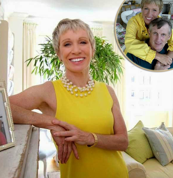 Barbara Corcoran Husband Is Able To Handle Strong Woman! Reveals Her Young Days Struggle With Earning and Children