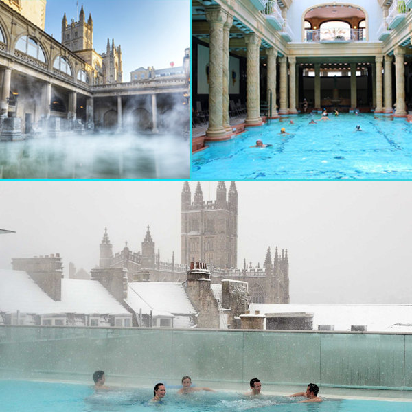 Learn More About Modern Bath Spa Like Minerva And Thermae; A Must-Know Knowledge