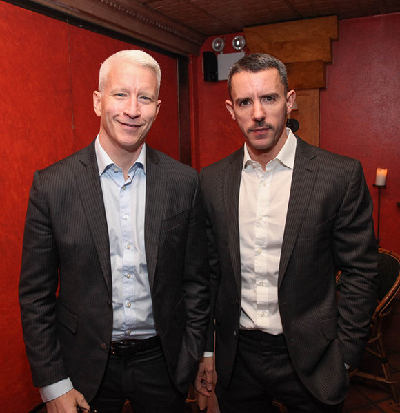 Benjamin Maisani Wiki: Everything On Anderson Cooper's Bar Owner Beau