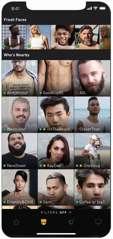 gay dating apps like grindr