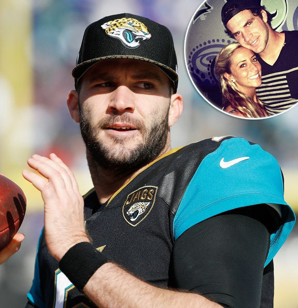 Blake Bortles Married? Checked Last Time - Was Dating Model Girlfriend