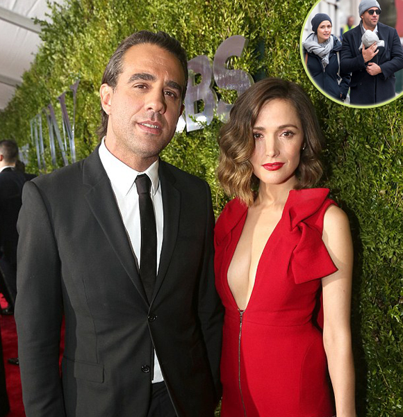 Bobby Cannavale Gushed Over New Born Son With Partner! No Rush To Turn Baby-Mother into Wife?