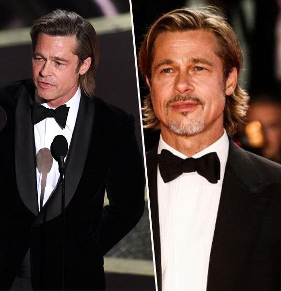 How Many Kids Does Brad Pitt Have With Angelina Jolie?
