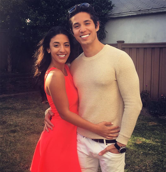 Brandon Larracuente Is Dating And Is Definitely Not A Gay Man; Here Is How His Girlfriend Looks Like