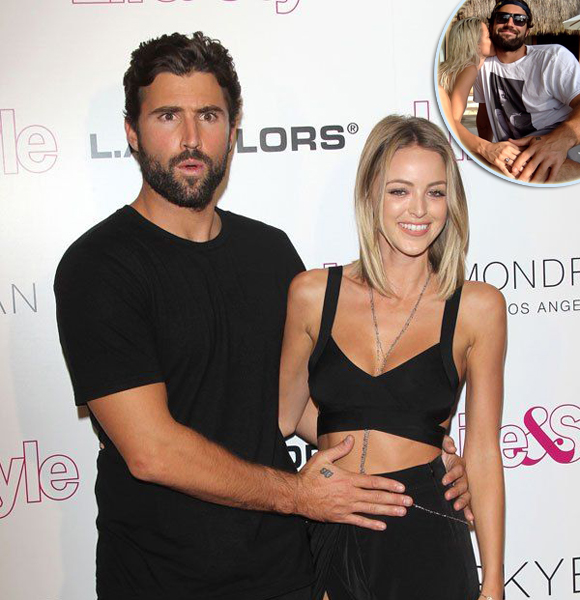 Brody Jenner A Step Closer To Getting Married! A Happily
