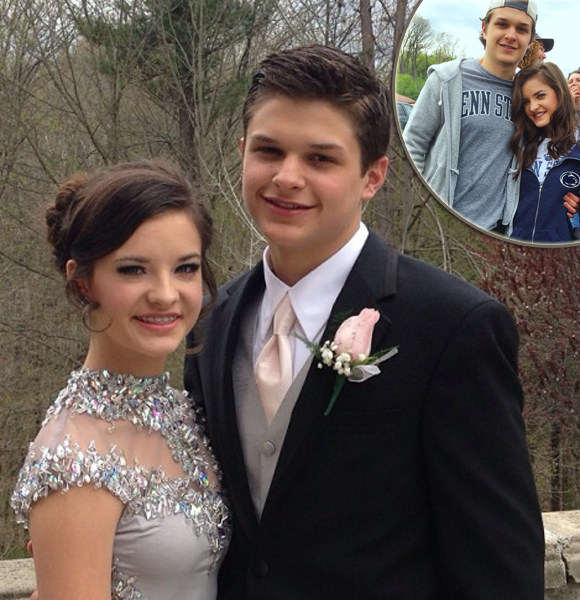 Brooke Hyland Has The Perfect Boyfriend! Feels Blessed To Be Dating Fellow Instagram Sensation