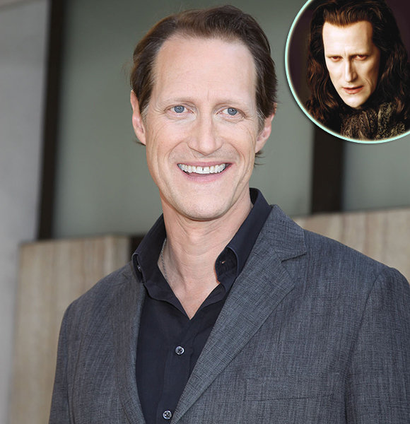 Christopher Heyerdahl Is Married! Who Is The Twilight Star's Wife?