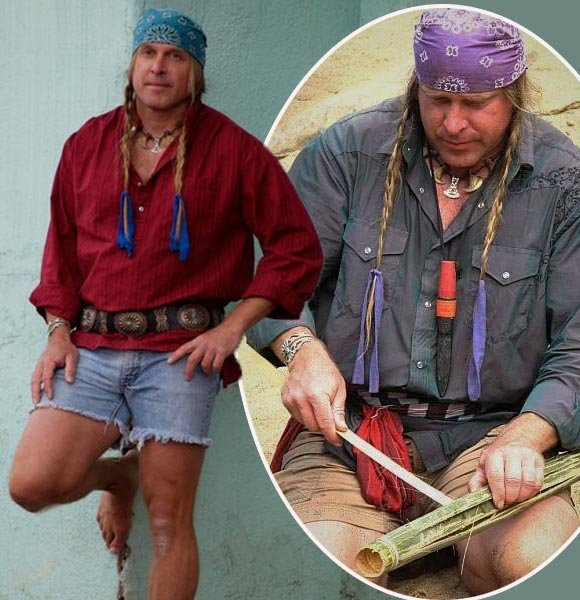 Find Out Cody Lundin Net Worth! What Is He Doing Now After 'Dual Survivor'?