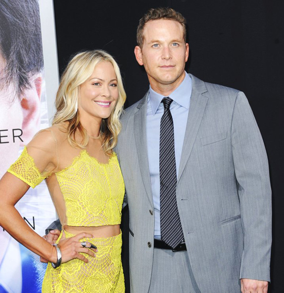 Cole Hauser Is A Family Man With Wife! A Man Who Still Steams Off When Shirtless!