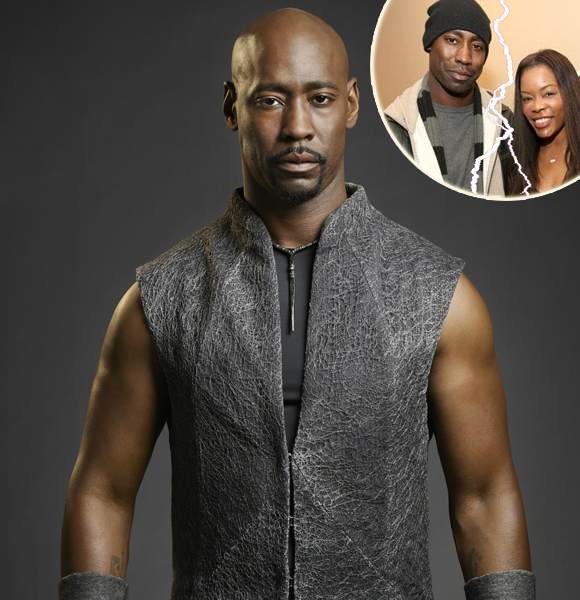 D.B. Woodside Left The Mother Of His Daughter Without Getting Married; Has A Wife Now?