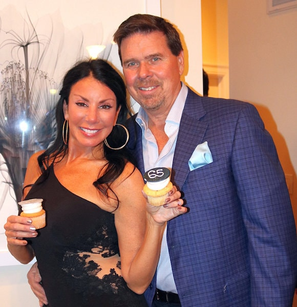 Danielle Staub Has A New Fiance! Engaged Again - For The 20th Time