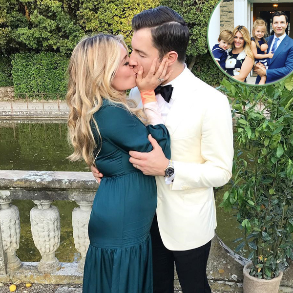 Daphne Oz Is Pregnant With Baby No3 Reveals It In A Cute Post With