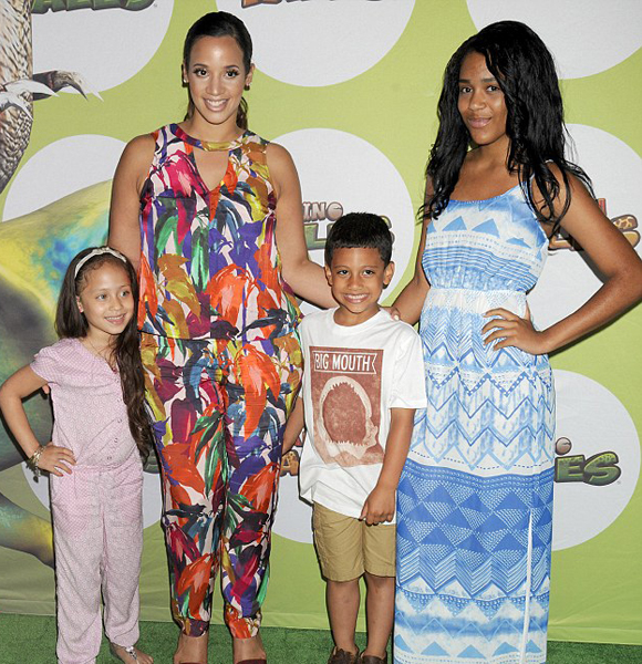 Dascha Polanco S Struggle On Raising Children Without A Husband And Mother No Help From Boyfriend Or There Isn T Any