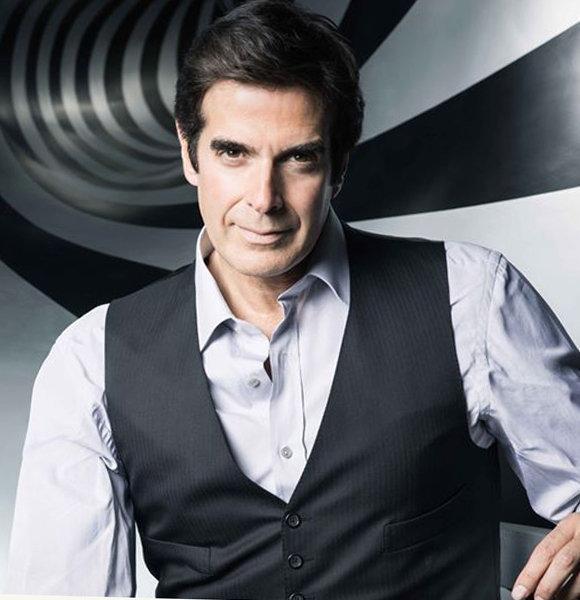 Inside Billionaire Magician David Copperfield's Massive Fortune