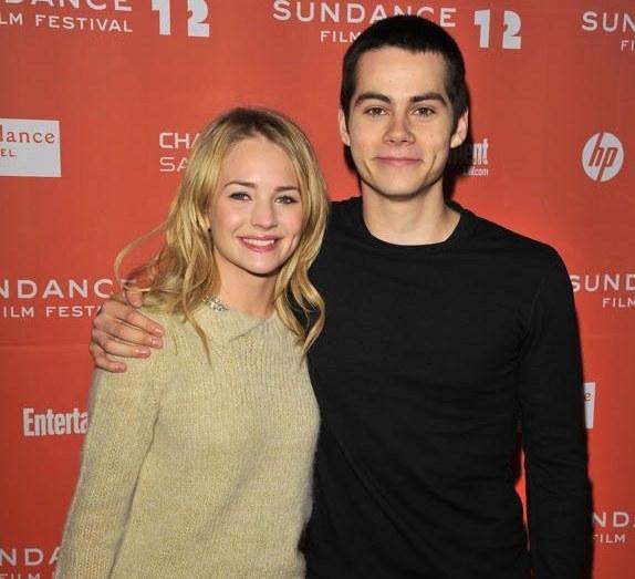 Dylan O'Brien Still Dating Fellow Actress Girlfriend ...