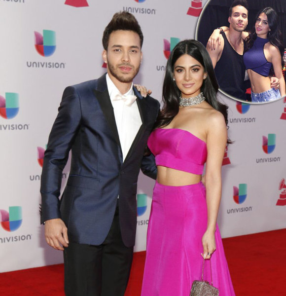 Emeraude Toubia Still Dating Her Singer Boyfriend Prince Royce? What Is Her Relationship Status?