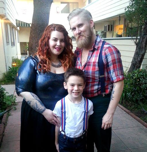 Tess Holliday Secretly Turned Fiance Into Her Husband? Hiding The Wedding Details?