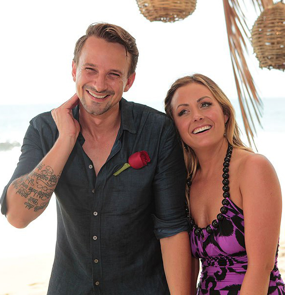 Evan Bass Gets Married To Carly Waddell In A Beach-Wedding! Beloved Wife and Kids Plan?