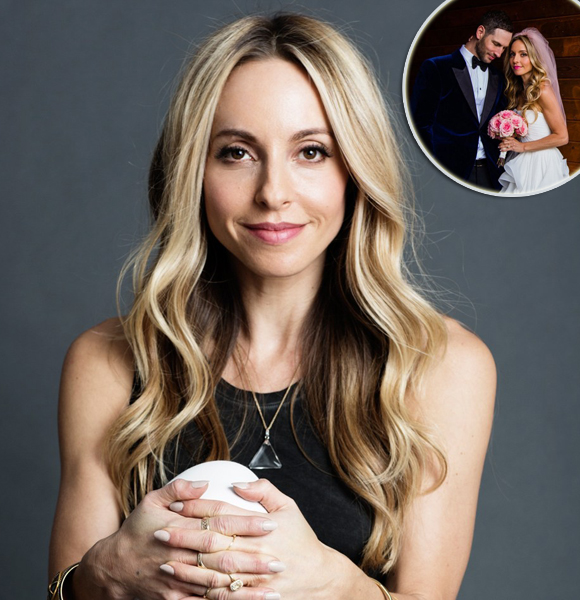 Gabrielle Bernstein Explains How Her Wedding Was Like With Husband! No Space For Children In Married Life?