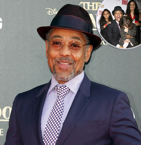 Giancarlo Espositos Married Life With Wife Still Alive Or The