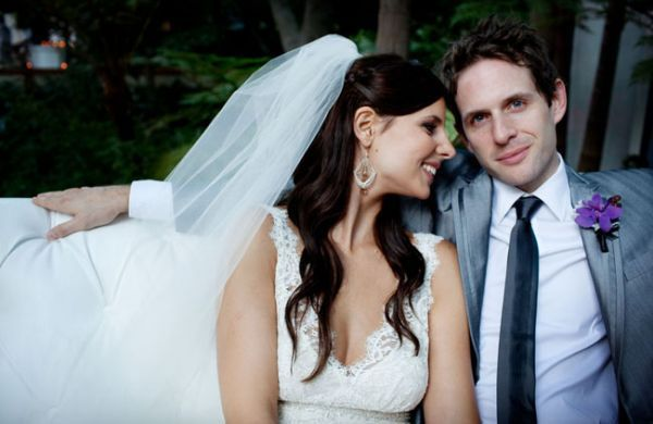 Glenn Howerton - The A P  Bio Star A Happily Settled Man With His Wife