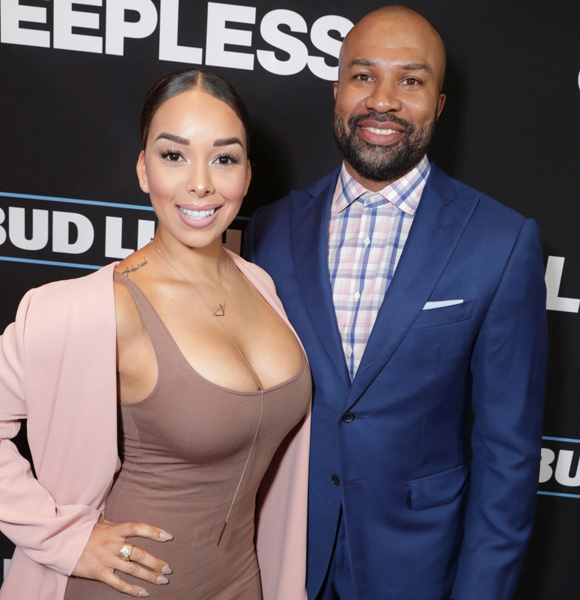 Gloria Govan While Going Strong With Coach Boyfriend Derek
