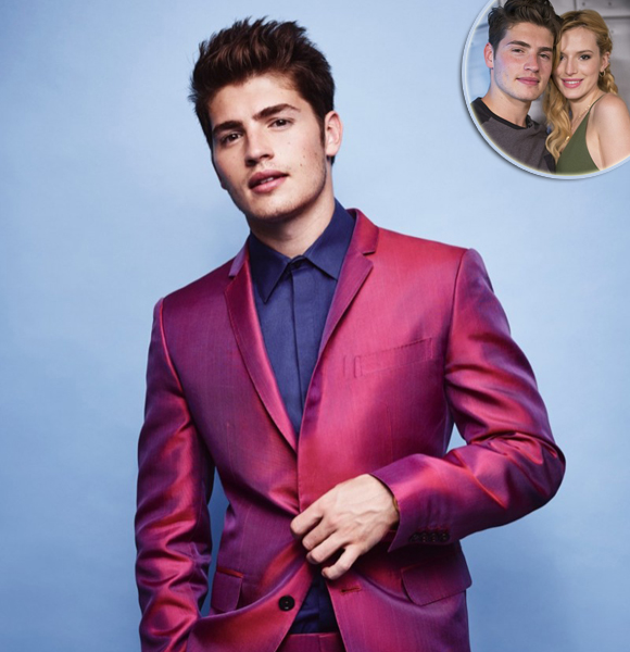 Gregg Sulkin Sparks Dating Rumor With Bella Thorne! Getting Back with Ex-Girlfriend Again?