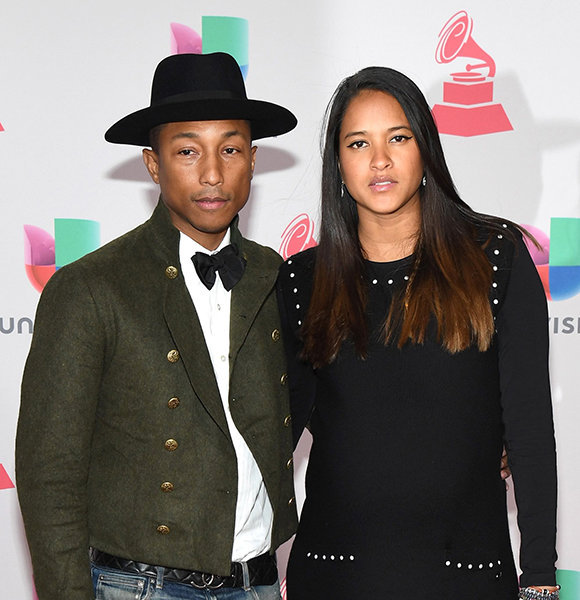 Helen Lasichanh Wiki: Wife To Pharrell Williams And Parent To Four!
