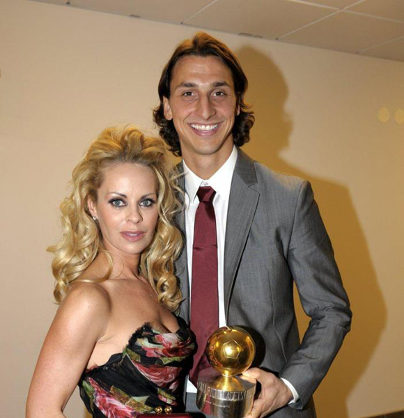 Helena Seger Is Married And Calls Star Footballer Zlatan Ibrahimovi Her Husband; All About Her and Relationship with Partner