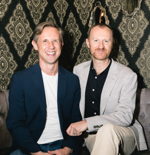Ian Hallard Hides His Wedding Details With Mark Gatiss! Are Still Considered A Power Gay Couple