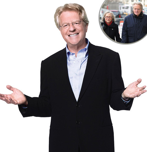 Jerry Springer is Still Married to Wife! He's Juggling Family and Work Like a Pro