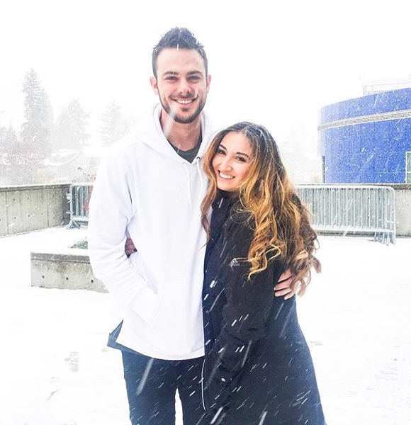 Jessica Delp's Wiki: Her Age, Blessed Wedding with Boyfriend-Turned-Husband Kris Bryant and Exuberant Married Life Afterwards