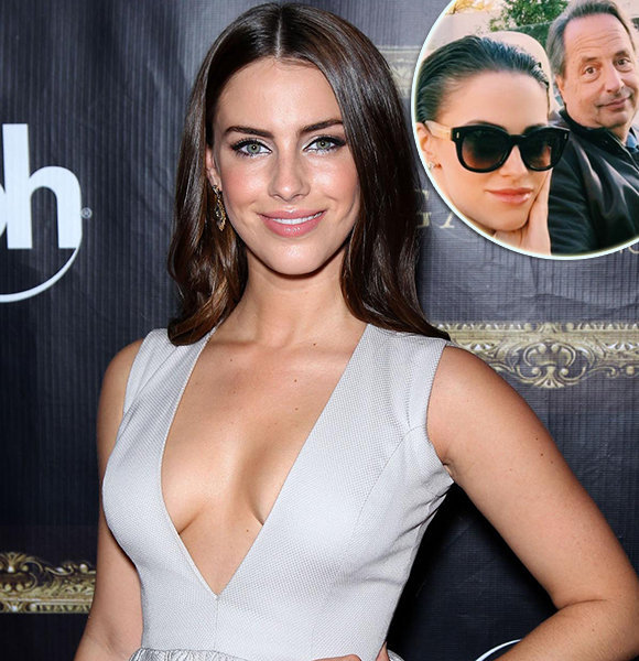 who is dating jessica lowndes