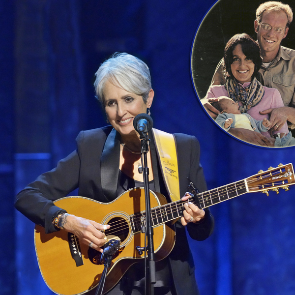 A Look Into Joan Baez's Success And Relationships