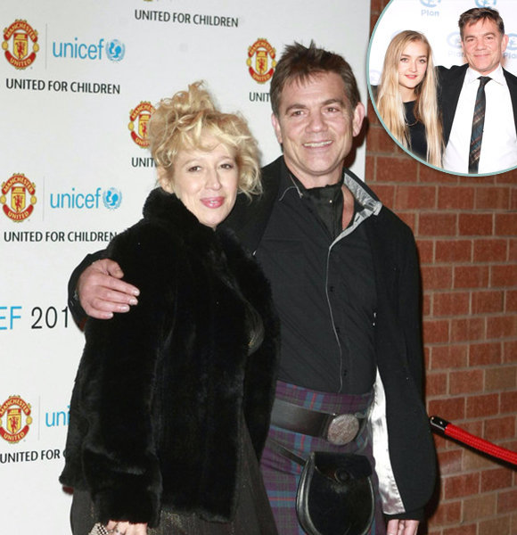John Michie Faces Loss of Daughter in a Perfect Married Life with Wife!