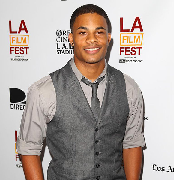 Is jordan calloway dating