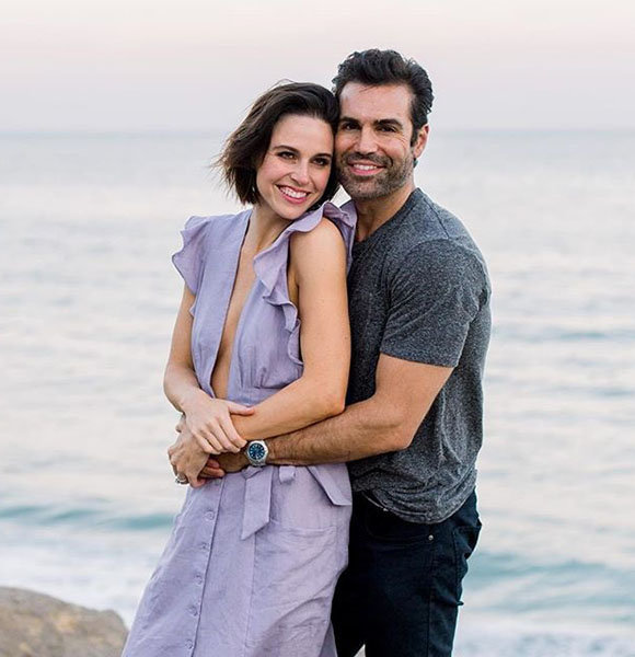 A Glimpse At Jordi Vilasuso Married Life, Details On Wife & Children