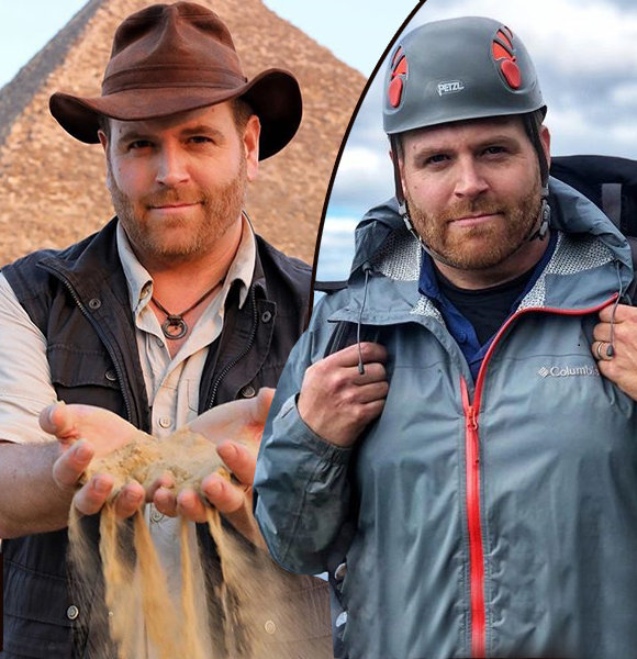 Who Is Josh Gates Wife? His Married Life Details & Facts