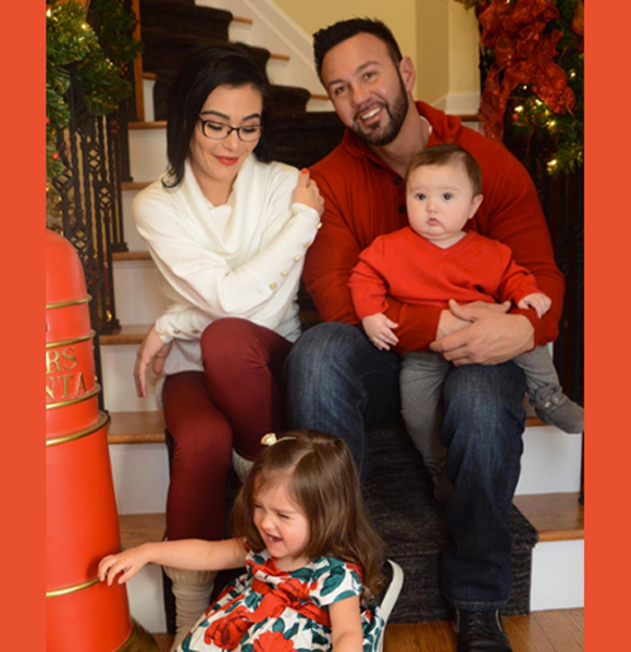 JWoww's Married Life With Husband Still 'Wow' Nearly Two Years After Wedding Day And Two Kids? Details