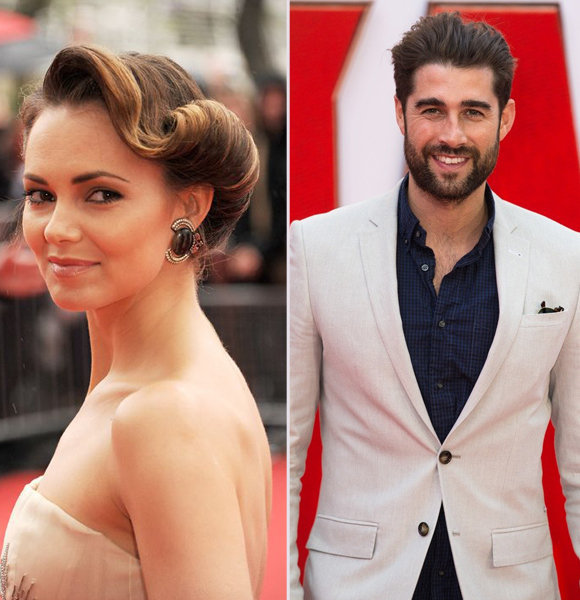 Kara Tointon Has A Boyfriend-Again! Keeping This One A Secret After Flashing Past Dating Affairs