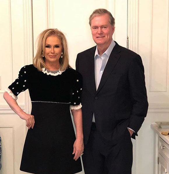 Kathy Hilton Married Life With Husband & Children Details