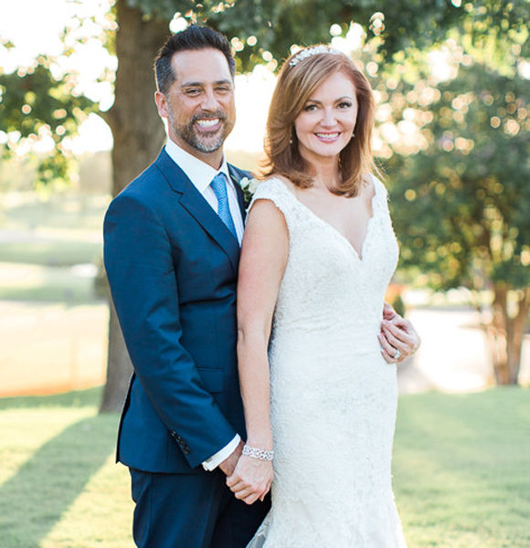 Kellie Rasberry's Blessed Wedding Ceremony That Came Soon After The Engagement! New Couple
