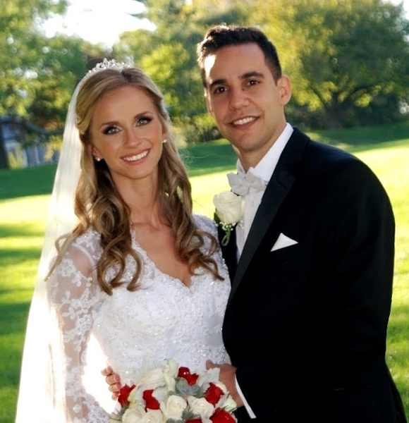 Kelly Ann Cicalese Kept Her Wedding A Secret! Yes, She's Married And Has A Husband