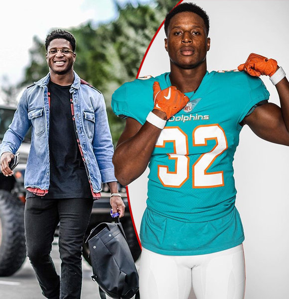 Who Is Kenyan Drake Dating Now? Relationship With Girlfriend