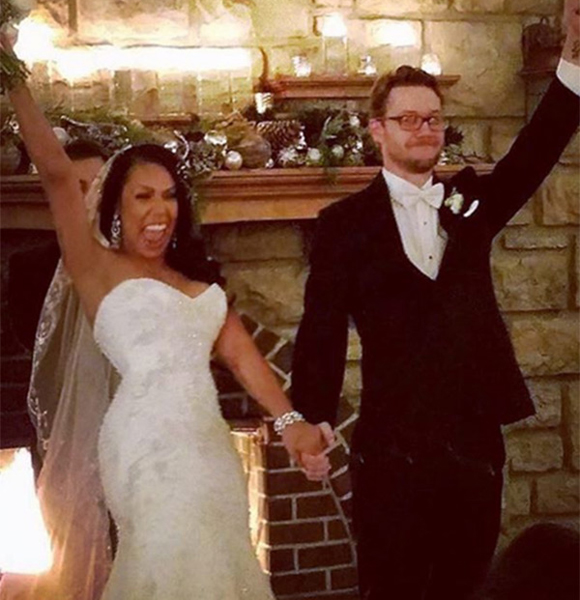 Kiely Williams Turned Her Boyfriend Into Husband And The Way They Got Married Is A Feast To The Eyes