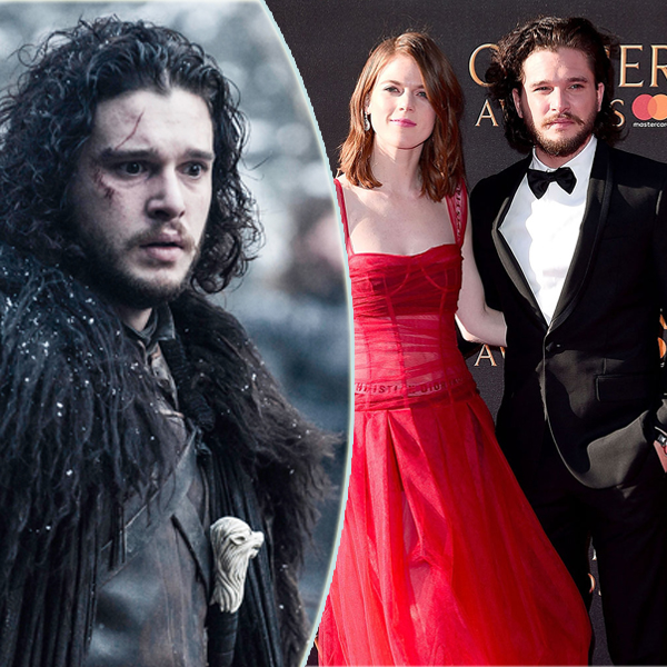 Game Of Thrones Kit Harington Happily Married To Actress Girlfriend