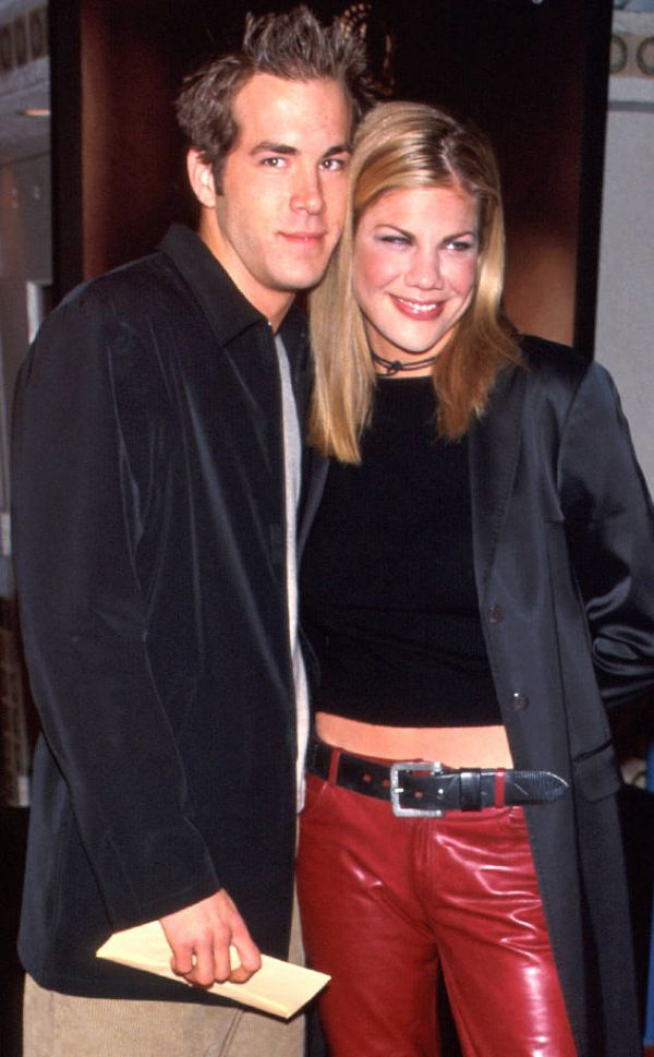 Kristen Johnston con Soltera