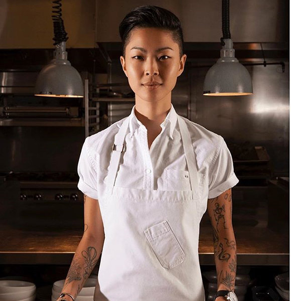 Kristen Kish Is Engaged To Her Partner   Personal Life Details