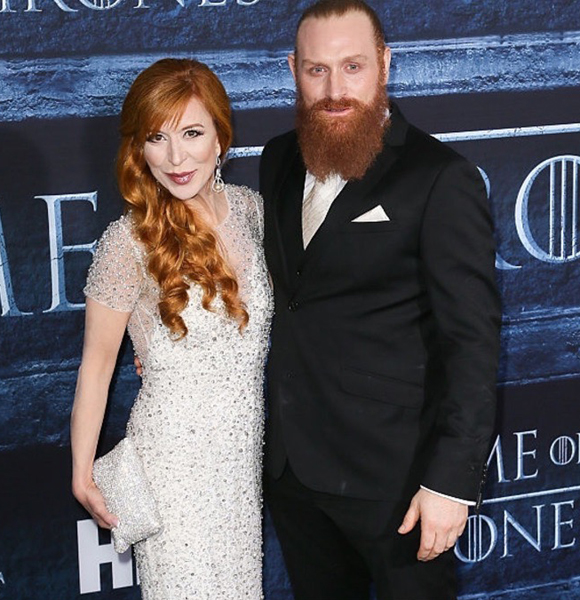 Kristofer Hivju From Game Of Thrones Is A Family Man Despite That Fierce Look! Loves Wife And Brings Children To Set