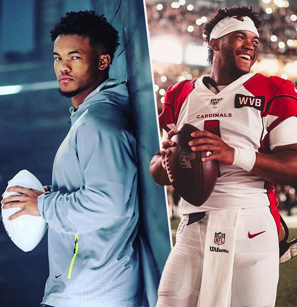 Kyler Murray Dating Status, Family, Age, Height, Ethnicity Details